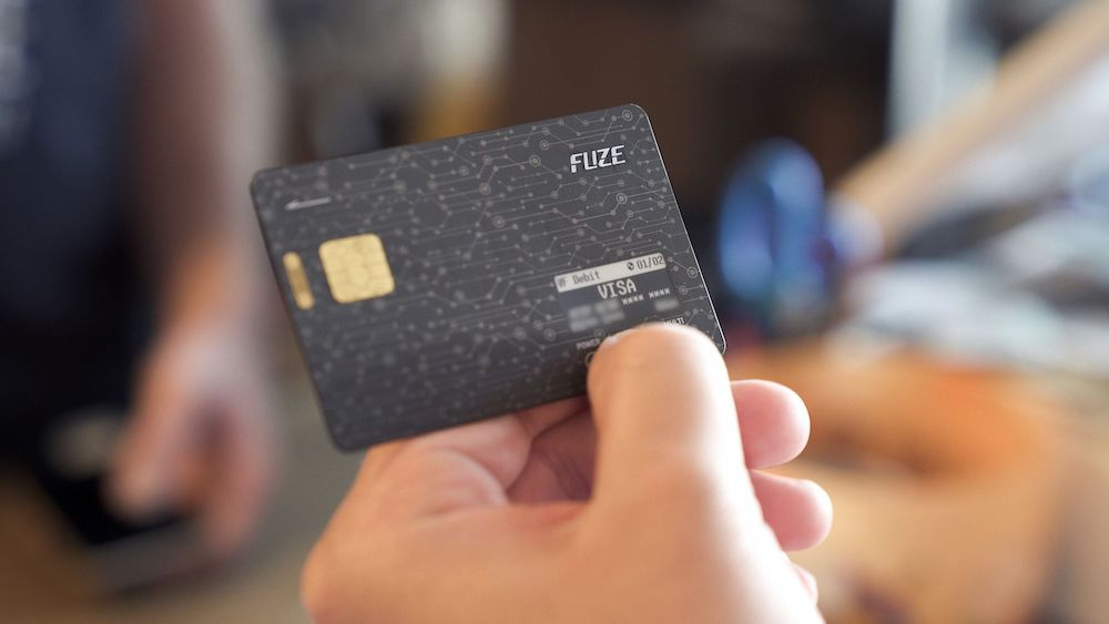 Whatever you do, don't give this programmable payment card