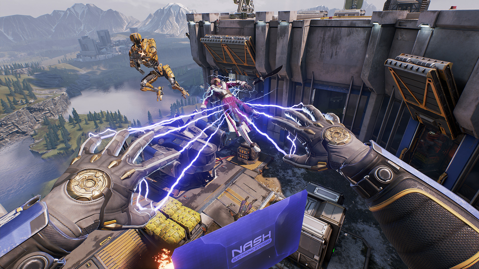 LawBreakers developer Boss Key shifting to new project