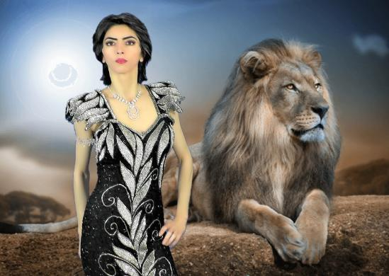 An image taken from alleged shooter Nasim Aghdam's personal website.