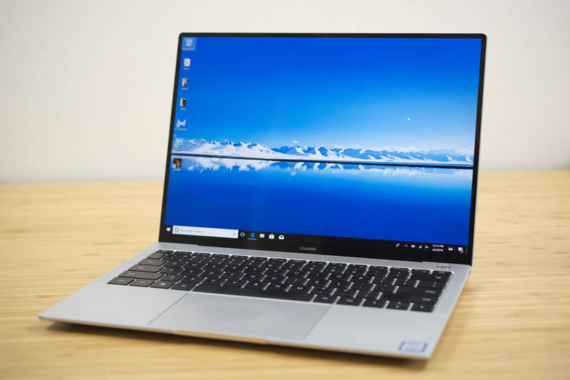 Huawei Matebook X Pro review: No longer just a MacBook clone