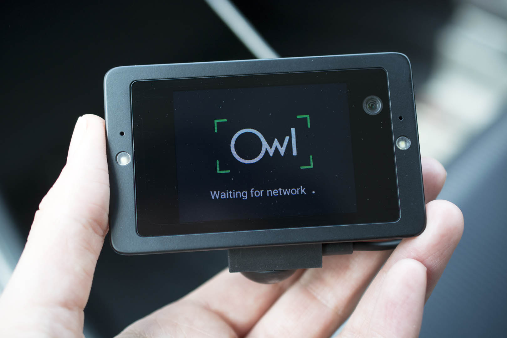 Owl Car Cam review: A data-connected dash cam for car lovers | Ars