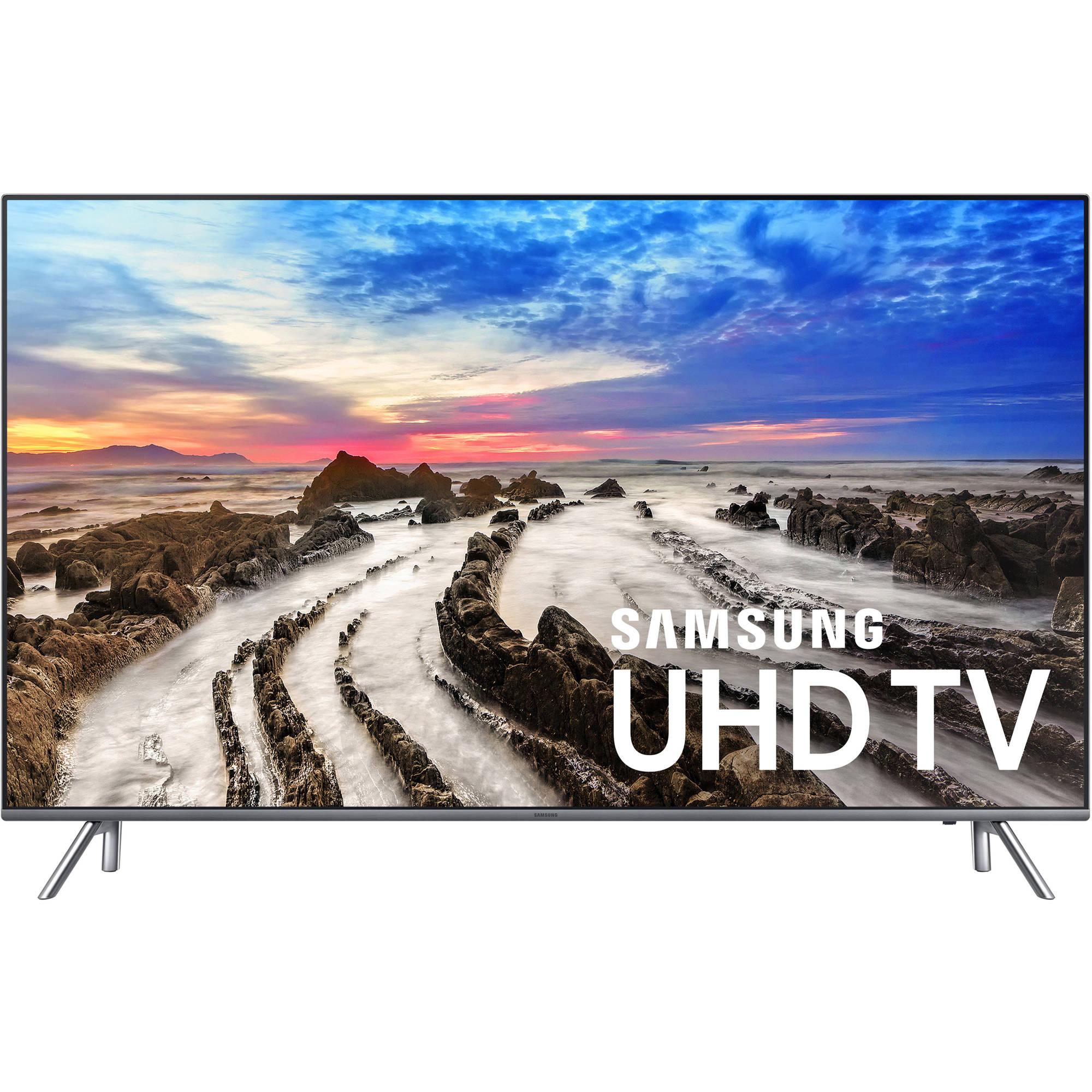 Samsung MU8000 TV (55-inch) product image