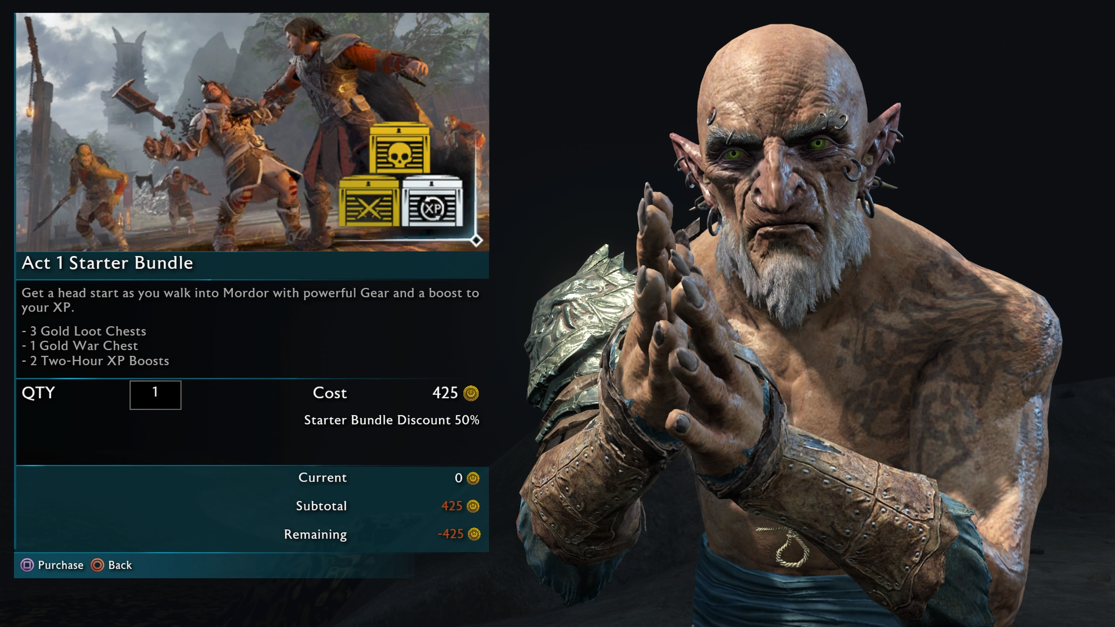shadow of mordor how to activate hd content