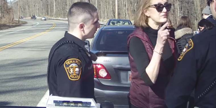 """""""You may shut the f— up"""": Dashcam vindicates cops confronting corruption"""