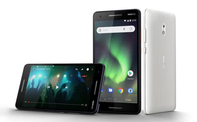 The Nokia 2.1.