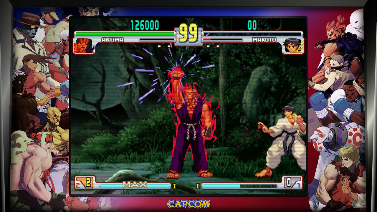 Street Fighter 30th Anniversary Collection Is Arcade Nostalgia Done Right Ars Technica