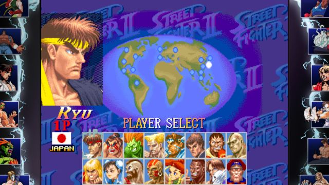Street Fighter 30th Anniversary Collection Is Arcade Nostalgia