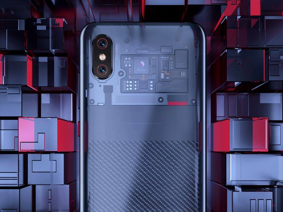 Can the inside of a smartphone really look like this?