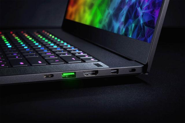 Razer slims down Blade, debuts macOS-compatible eGPU