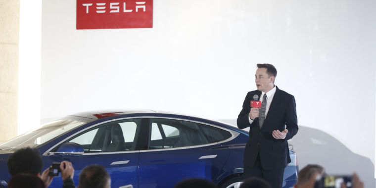 Musk: Shipping base-price Model 3 at this point would cause Tesla to lose money
