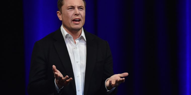 """Musk turns on Tesla's latest Full Self-Driving beta, says it's """"actually not great"""""""