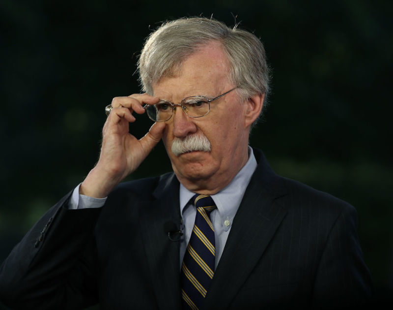 Trump eliminates national cyber-coordinator job, gives Bolton keys to the cybers