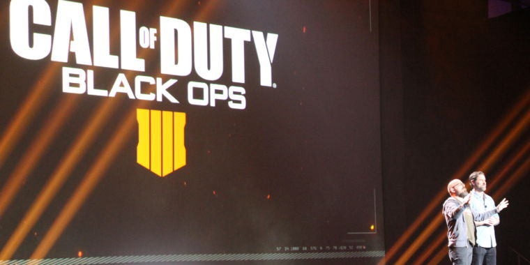 photo image Call of Duty: Black Ops 4 world's first hands-on: Tight core, tons of questions