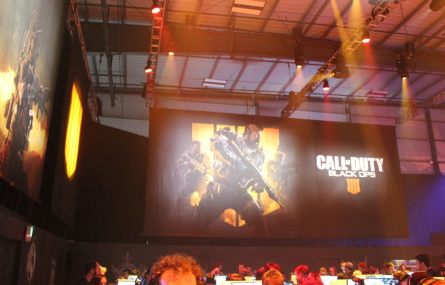Call of Duty: Black Ops 4 world's first hands-on: Tight core