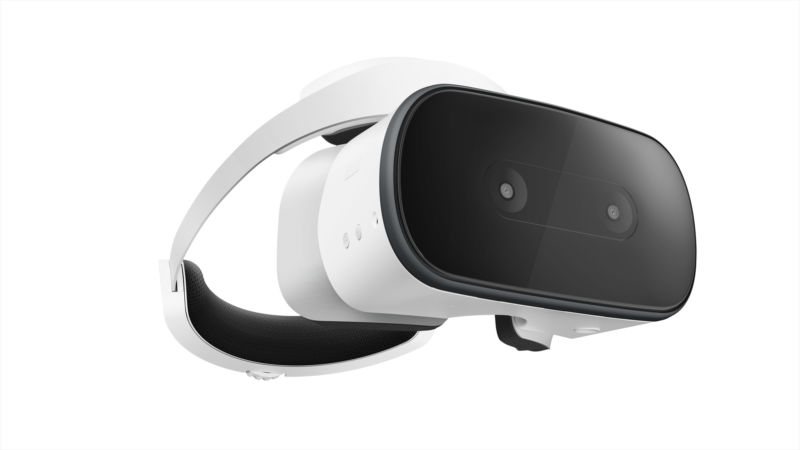 Google Daydream VR goes standalone with Lenovo's Mirage Solo | Ars