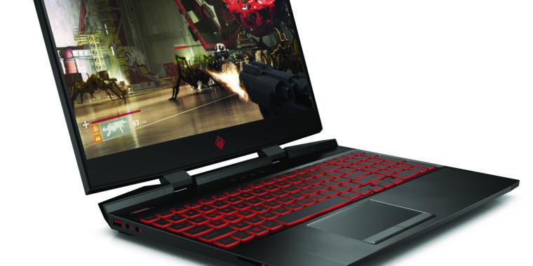 HP Omen 15 laptop gets Nvidia Max-Q graphics, sleeker design