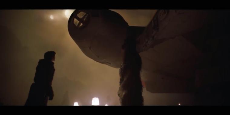 The Millennium Falcon is OK, but...