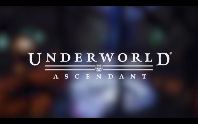 Promotional logo for Underworld Ascendant.