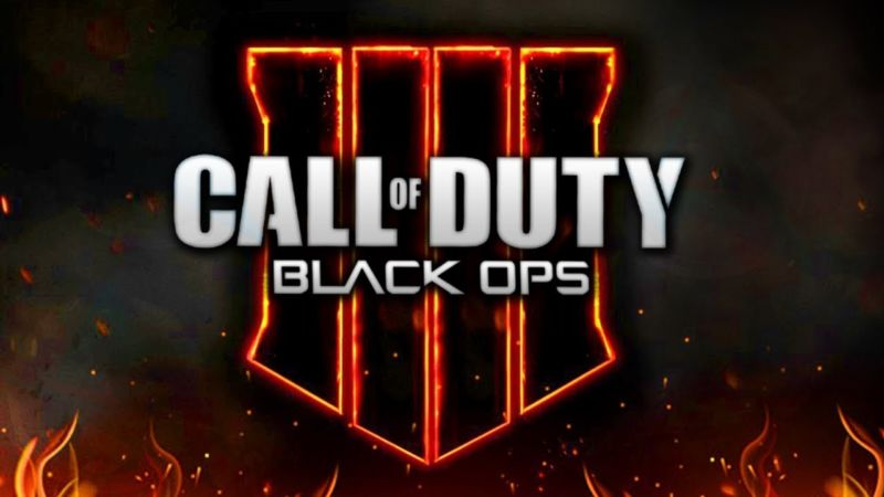 Logo for Call of Duty: Black Ops