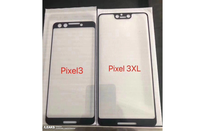 Outlines of screen protectors.