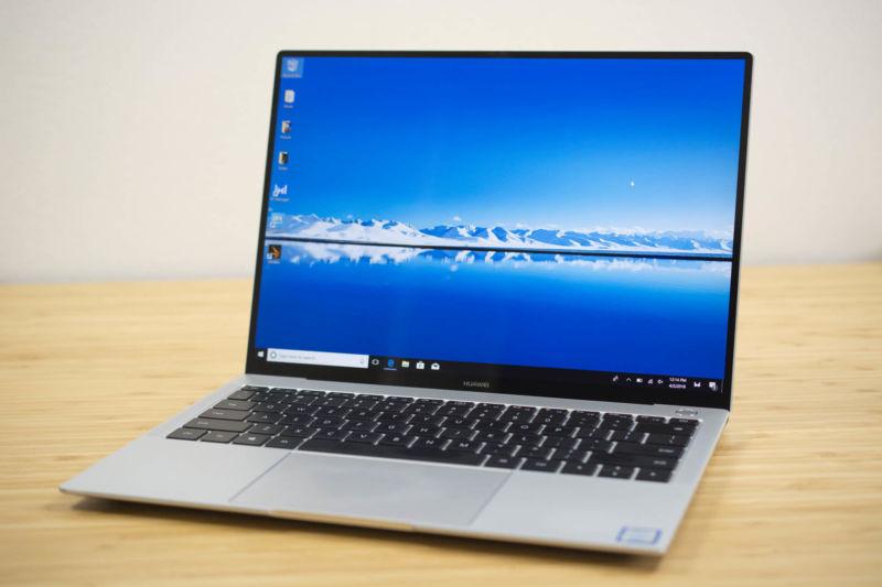 Huawei Matebook X Pro product image