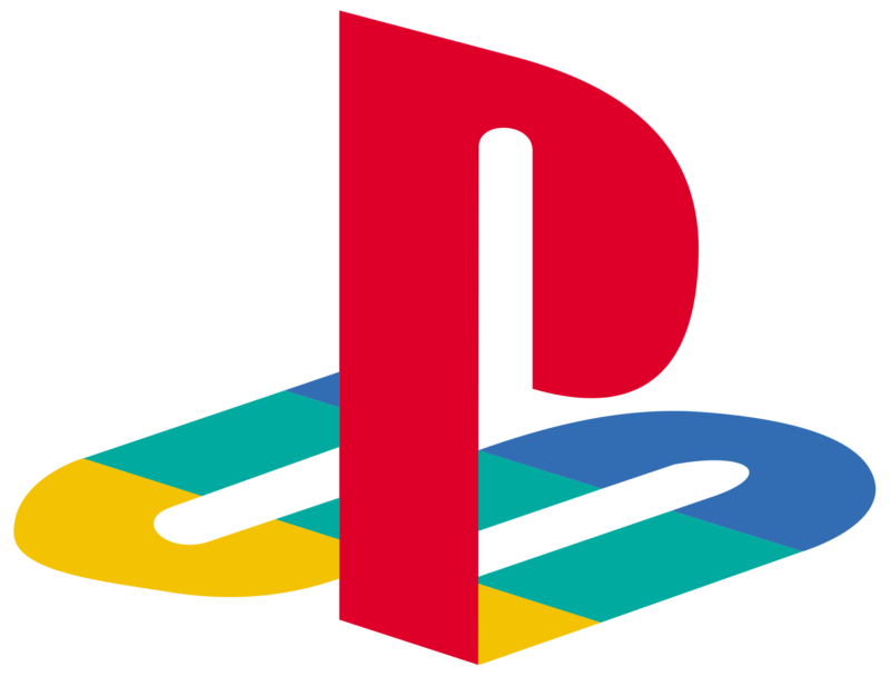 Sony PlayStation logo.