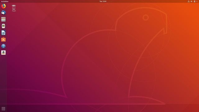 Ubuntu's custom theming of GNOME looks similar to Unity.