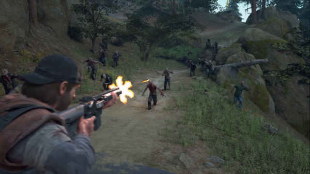 Days Gone world premiere hands-on: Have you played a zombie