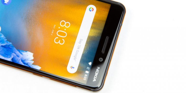 "Nokia 6.1 Review—The best answer to ""What Android phone should I buy?"" 
