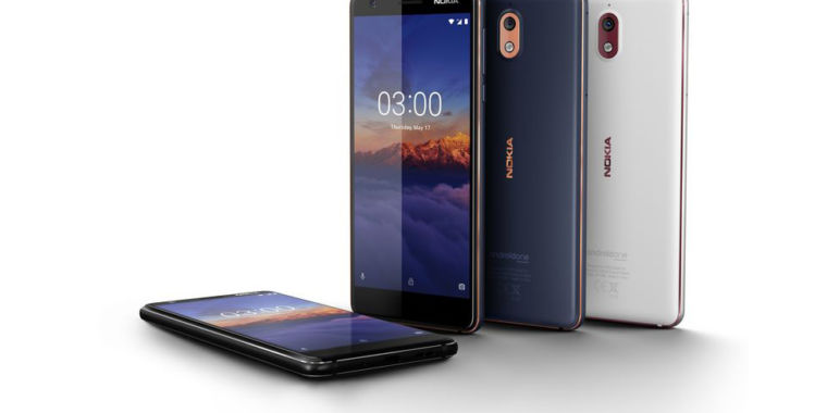 The $159 Nokia 3.1 comes to the US July 2. Bargain basement pricing with flagship-level update support.