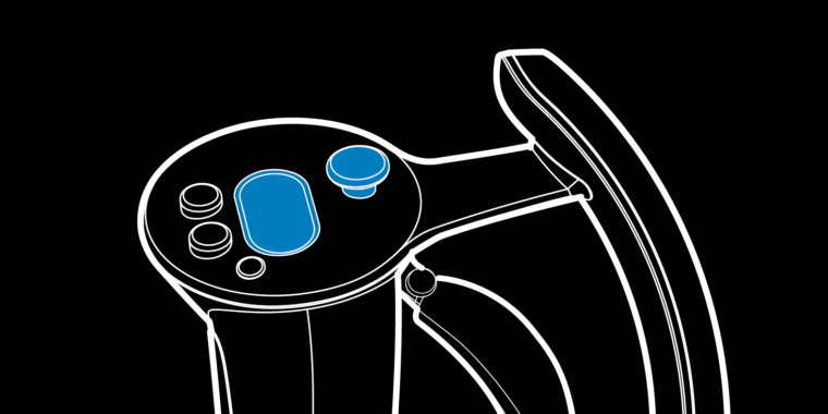 Valve revamps its next controller, should make using hands in VR