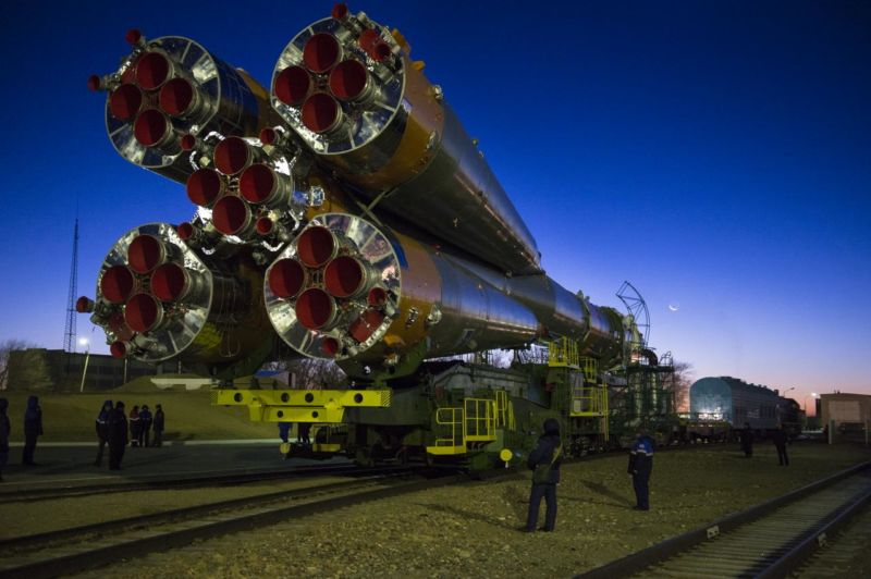 Russia's plans to develop a newer Soyuz rocket may have hit a funding snag.