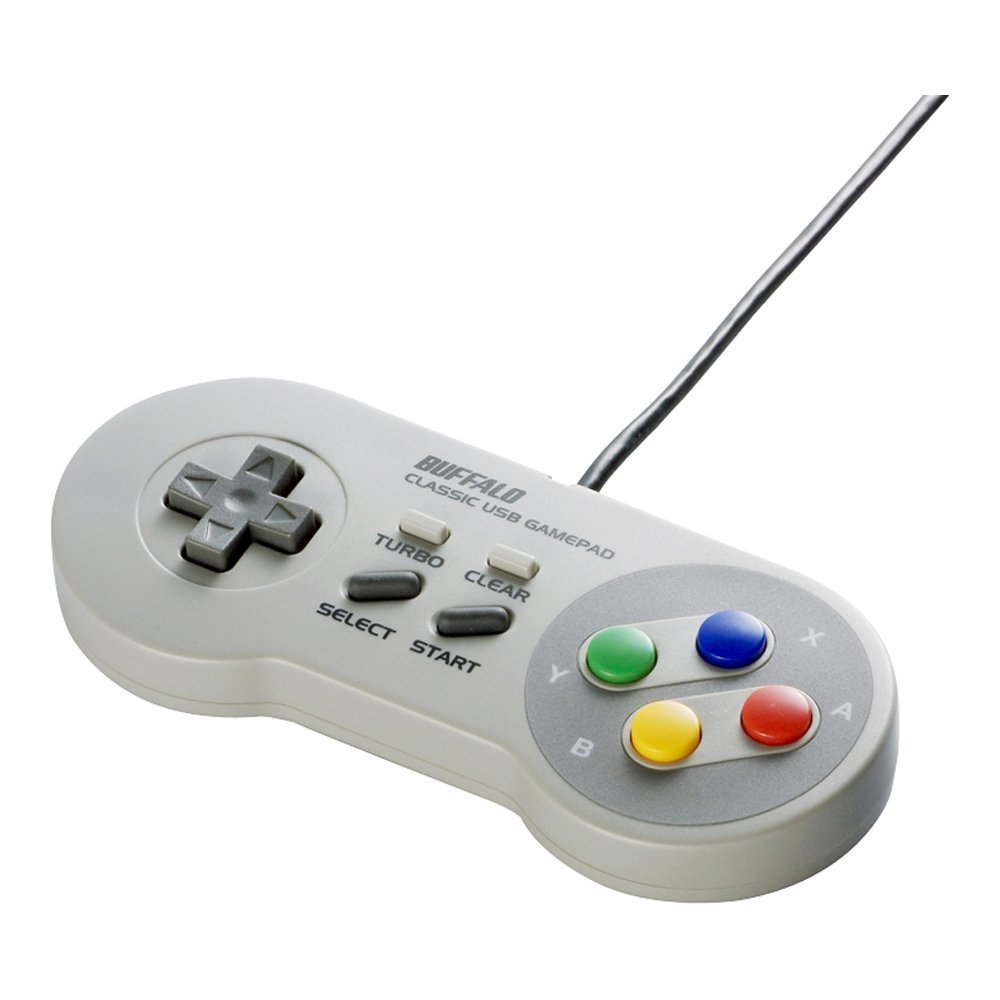 Buffalo Classic USB GamePad for PC product image