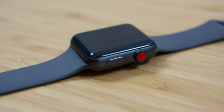 photo image The Apple Watch will soon ditch its mechanical buttons, report says