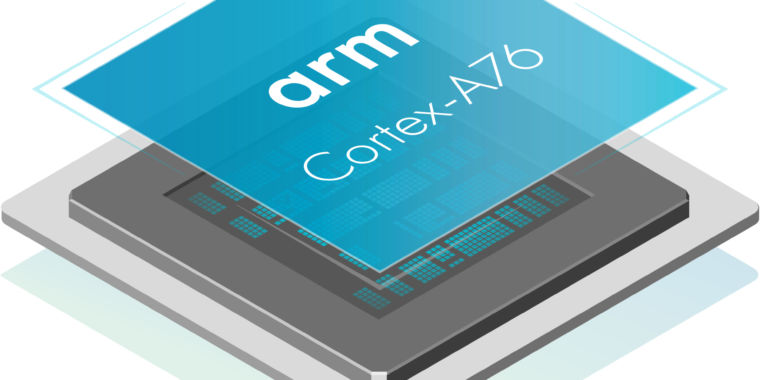 ARM promises laptop-level performance in 2019