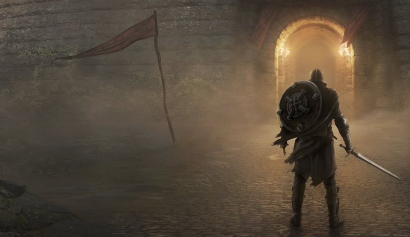The Elder Scrolls Blades at E3: It's not Skyrim, but does it need to be?