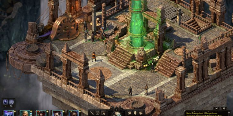 pillars of eternity 2  deadfire review  oh  the places you