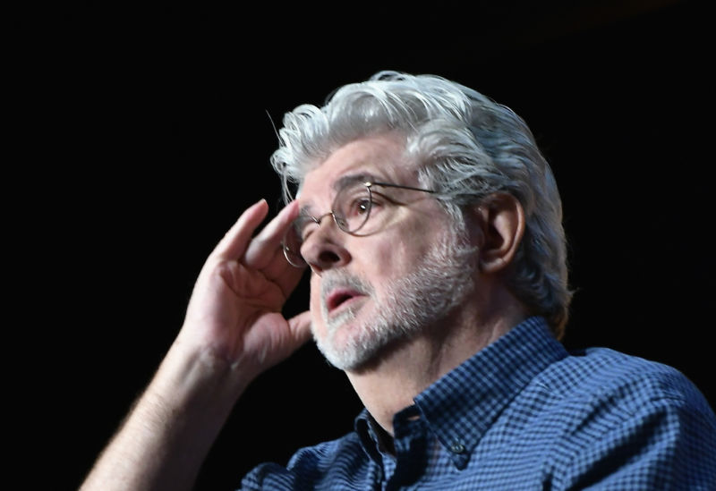 George Lucas reveals his plan for Star Wars 7 through 9—and it was awful