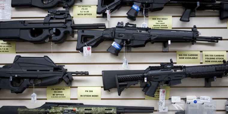 Fed-up AMA doctors overwhelmingly support gun restrictions in sweeping votes thumbnail