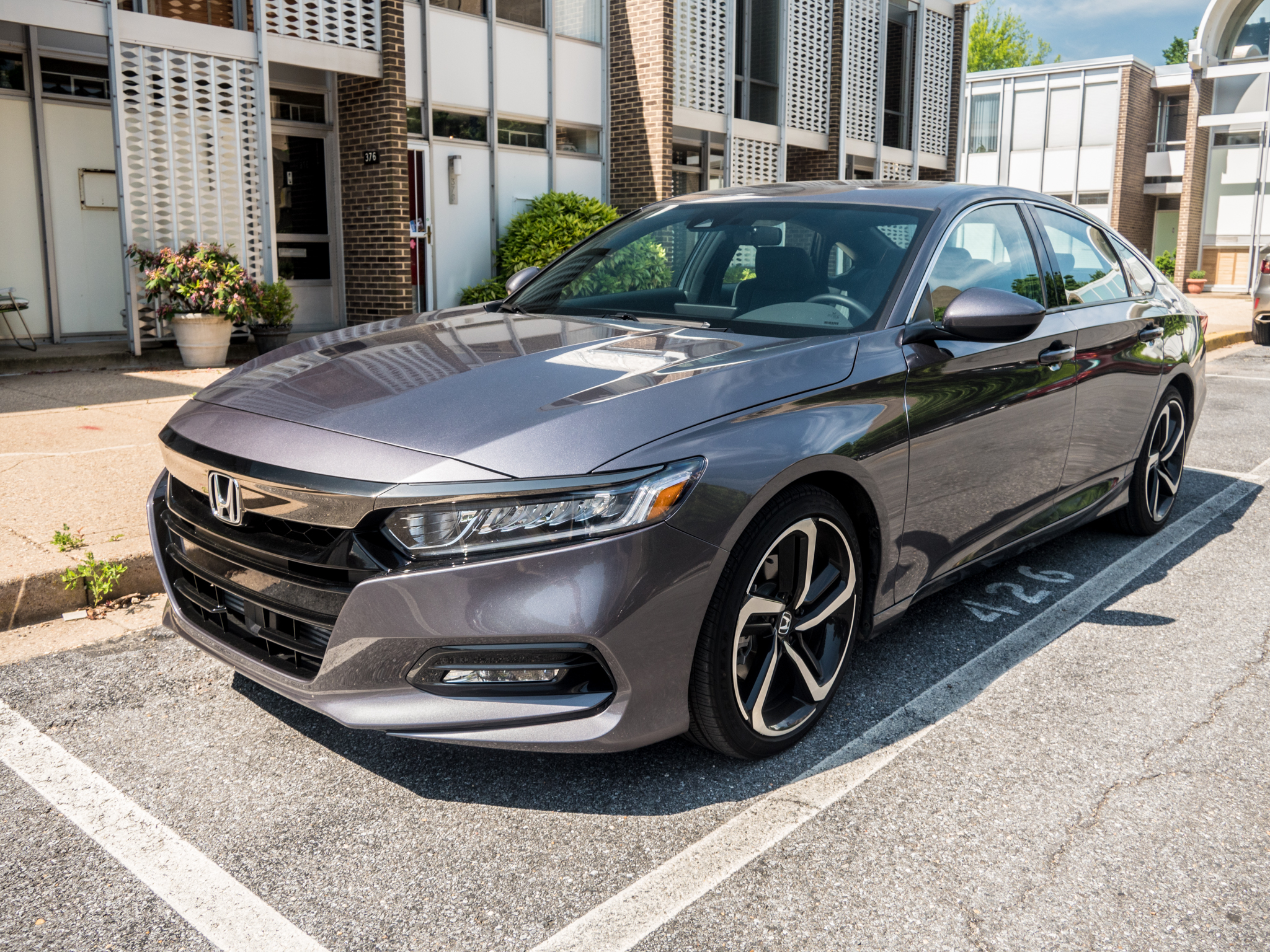 2018 Honda Accord Sport Enlarge