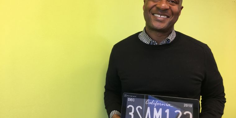 Would You Pay 700 Plus A Monthly Fee For A Digital License Plate