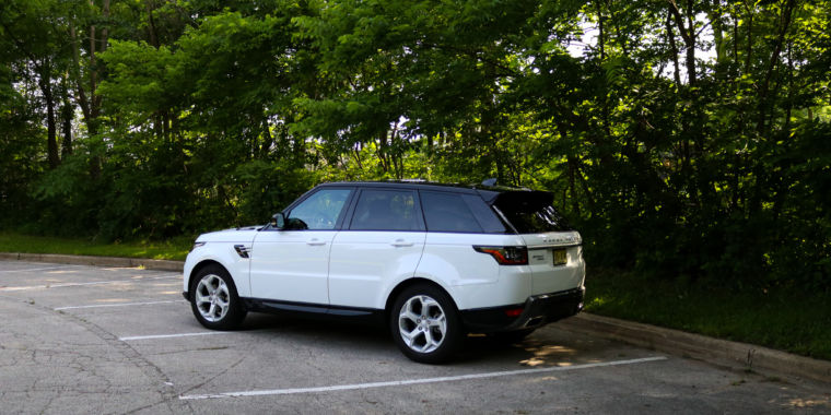 photo image All SUV, all of the time: The Range Rover Sport reviewed