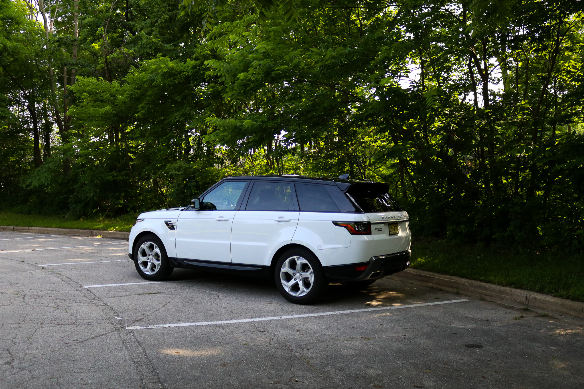 All Suv All Of The Time The Range Rover Sport Reviewed Ars Technica