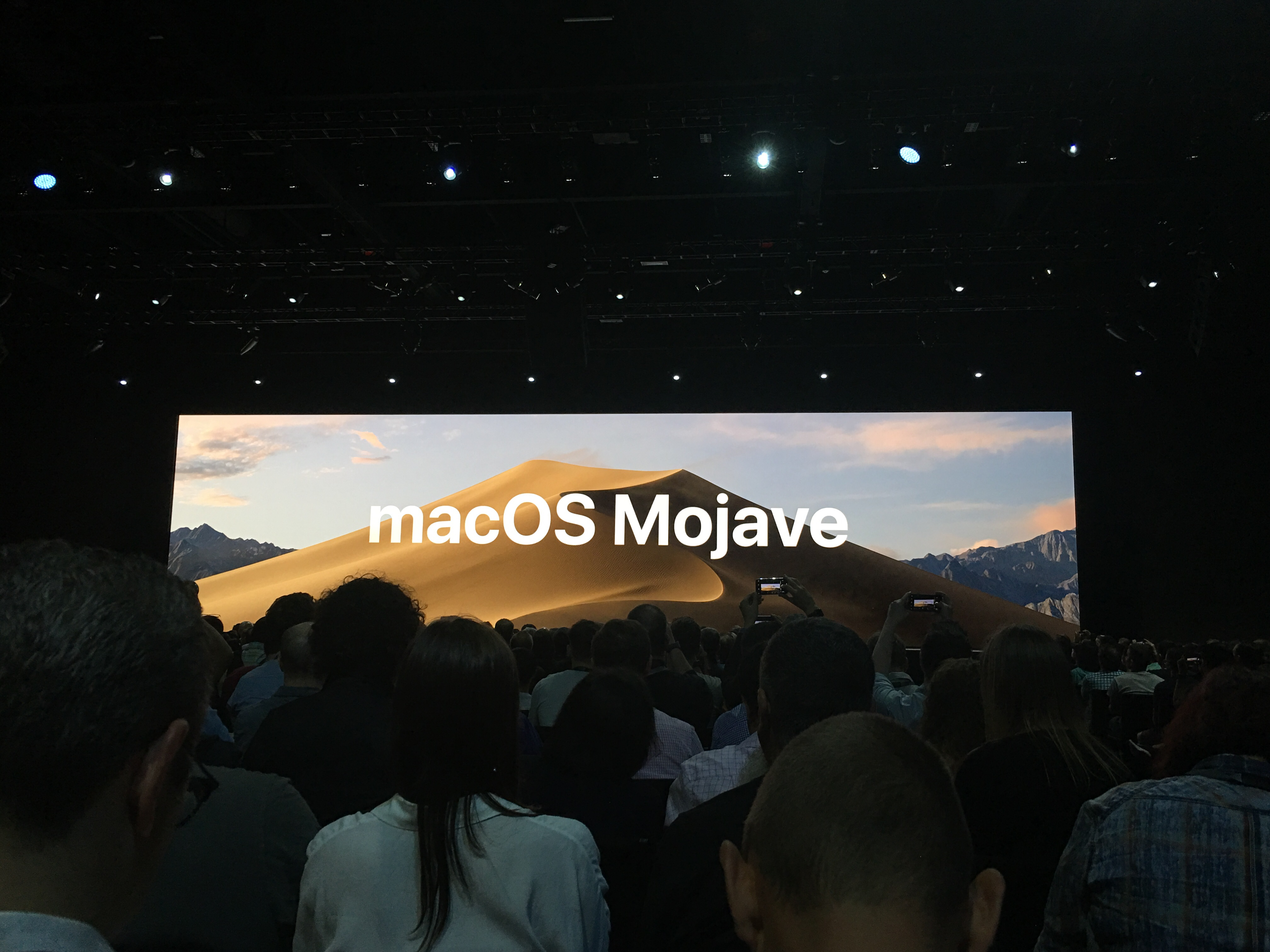 os mojave release date