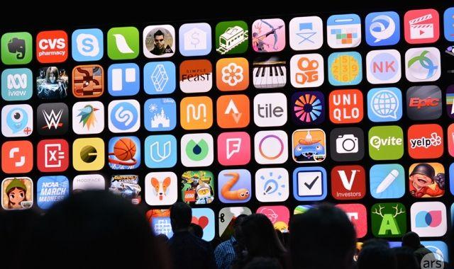 photo image iOS 12 to run on everything that runs iOS 11