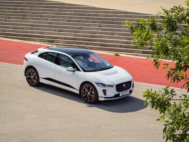Forget about that Tesla—the Jaguar I-Pace is the most