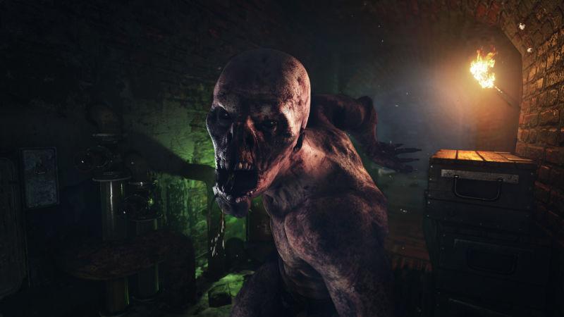 Promotional image from Metro Exodus.