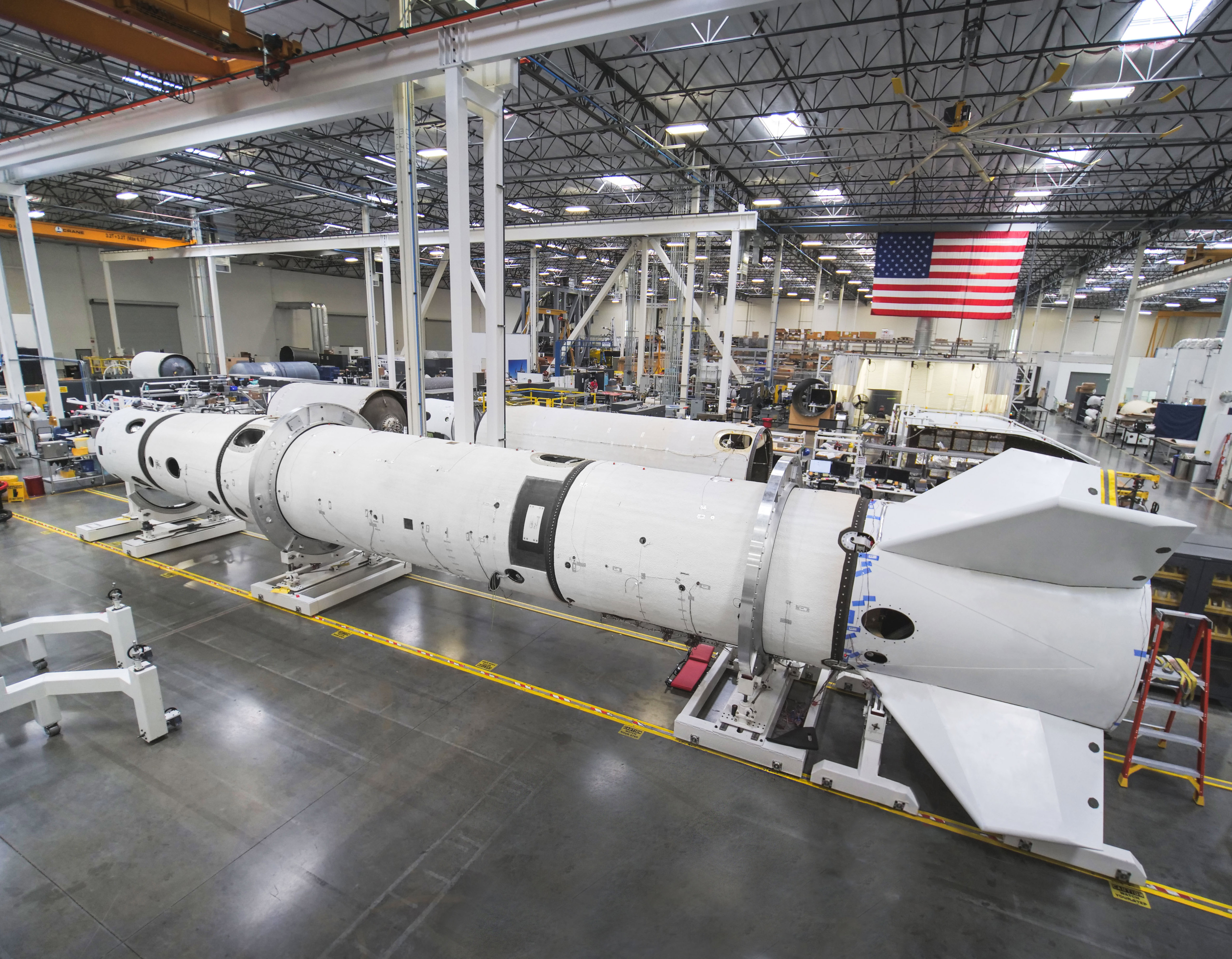 With a simple and cheap rocket, Virgin Orbit aims for the