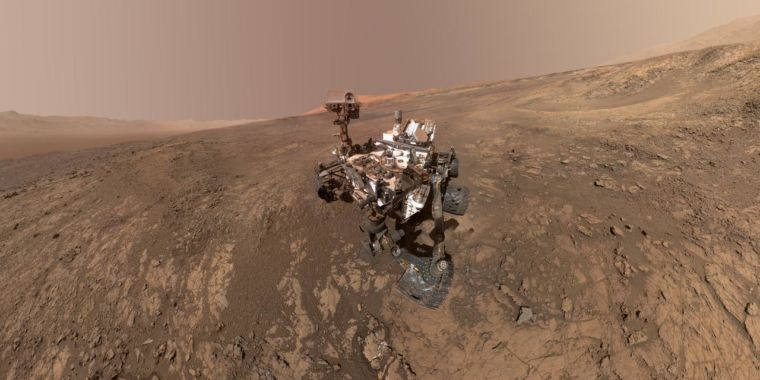 Finally, scientists have found intriguing organic molecules on Mars