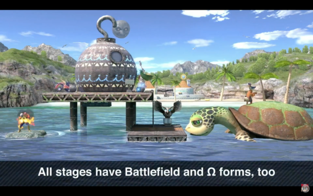December's Smash Bros  Ultimate includes every existing